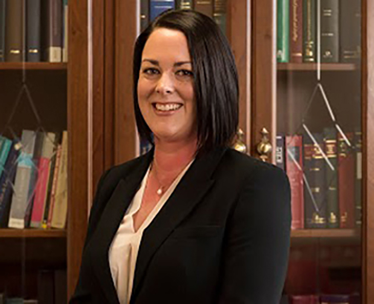 Claire Irwin, Solicitor