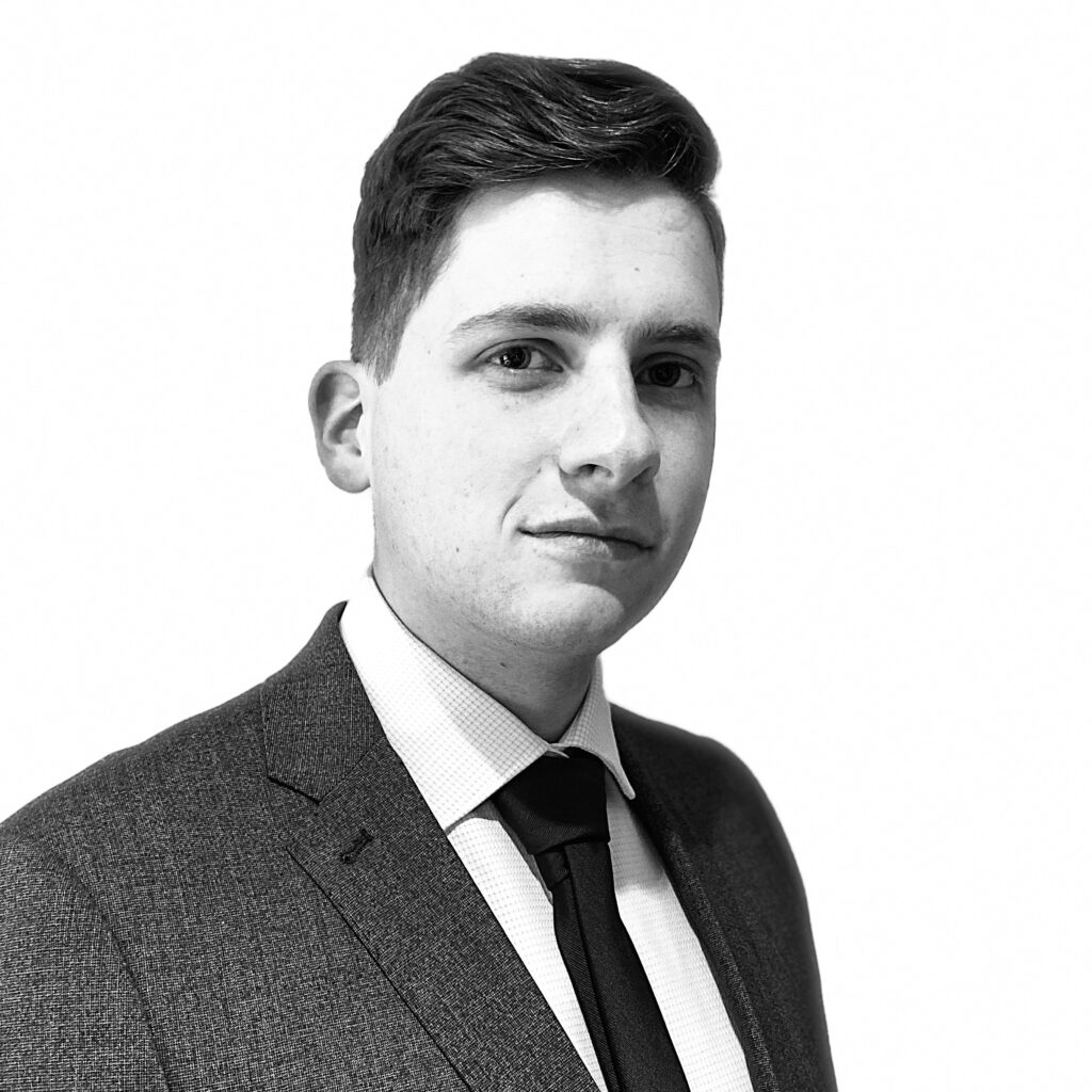 Our Newest Trainee Solicitor - Ronan Harris